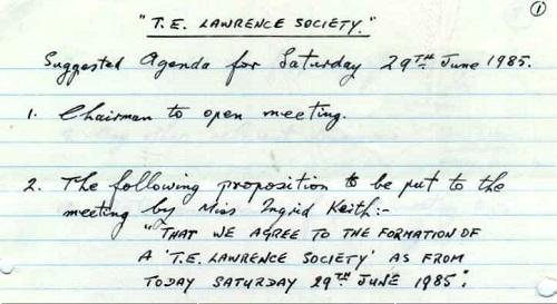 Agenda1985