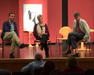 After-show Q&A session with director Philip Wilson, playwright Jan Woolf and historical adviser Dr Neil Faulkner